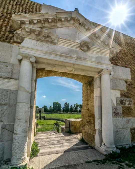 Anfiteatro Romano Lucera-2